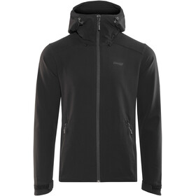 Bergans M's Ramberg Softshell Jacket Black/Solid Charcoal